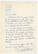 [Lettre de Antal Dorati à la Société des concerts, Amsterdam, 17 janvier 1961]