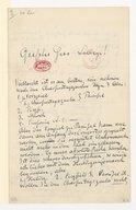 [Lettre de Hermann Lévi, 14 décembre 1893]