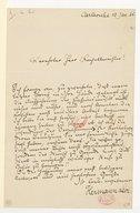 [Lettre de Hermann Lévi, 10 janvier 1865]