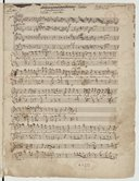 Nélée // & Mirthis // Zephire // ballets // autographes // de // Rameau (manuscrit autographe)