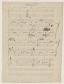 [Tableau des tonalités] (manuscrit autographe)