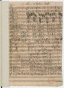 Fer: I Nativ: Christi (manuscrit autographe)