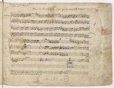 Zaïs (manuscrit en partie autographe)