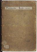 L'Isole più famose del mondo, descritte da Thomaso Porcacchi da Castiglione,... e intagliate da Girolamo Porro,... con nova aggionta... [Paolo e Francesco Galignani, editori.]