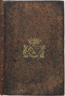 [Pièces de clavecin de différents auteurs. Volume 1]