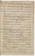 [Mélanges autographes : volume 10] (manuscrit autographe) / Marc-Antoine Charpentier]
