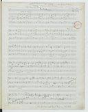 3 Préludes et Fugues // pour orgue // (2me série) (manuscrit autographe)