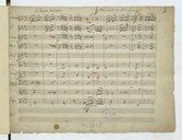 [Concerto pour violon, violoncelle et orchestre en si bémol majeur] (manuscrit autographe) / Pierre Gaviniès]
