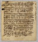 Il reviendra : romance (manuscrit autographe) / Spontini