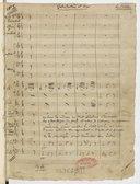 Les Créoles (manuscrit autographe)