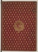 Motet // a deux choeurs // Composé par M.e Jean Villot Maistre de // la Musique de la Chappelle du Roy & // escrit par Nicolas Jarry Escrivain & // Notteur de la Musique de sa Majesté. // Grand choeur. // 1644