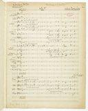 Le Jongleur de Notre Dame // miracle en 3 actes // poème de Maurice Léna (manuscrit autographe)