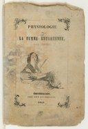 Physiologie de la femme entretenue / par Arago