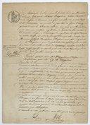 [Traité définitif de société entre Isidore Niépce et Daguerre]