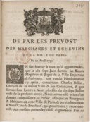 Image from object titled (Avis du bureau de la ville aux créanciers de Charles Bellin, citoyen d'Augsbourg.)