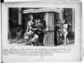 Troisieme livre d'orgue de Mr. Le Begue organiste du Roy et de St Mederic contenant des grandes offertoires et des Elevations ; et tous les Noëls les plus connus, des simphonies et les cloches que l'on peut jouer sur...