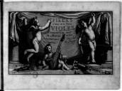 Pièces a une et a deux violes composées par M. Marais,...