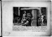 Premier livre d'orgue... contenant les huit tons de l'Eglise pour les festes solemnels, avec un motet de St Caecille à trois voix et simphonie.... Gravée par Henry Lesclop, facteur d'orgue à Paris