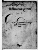 Tributo di sacri concerti a, II. III e IV voci, opera XXIII. Di Mauritio Cazzatti,...