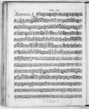 """""""1ere"""" Simphonie concertante pour deux flûtes..."""
