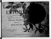 La Marche à l'étoile, mystère en 10 tableaux, poème et musique de Georges Fragerolle, dessins de Henri Rivière