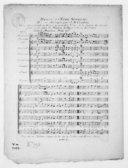 Hymne à l'Etre suprême... [pr 1 v. et orch.]