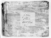 Gideon // an // Oratorio (manuscrit en partie autographe)
