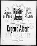 Grande sonate : [pour piano] : op. 11 / par Robert Schumann
