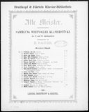 La xénophone, la sybille ; La complaisante; Les langueurs tendres / von Carl Philipp Emmanuel Bach,...
