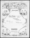Pour Yvonne : trois petites pièces très faciles pour le piano / Rhené Baton ; [ill. par] L. Déjardin