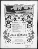 Matinée de printemps : Entr'acte [pour piano] : op. 44 / par Jean Bernard ; [ill. par] T. Thomas