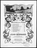 Badinage mignon : [pour piano] : op. 46 / par Jean Bernard ; [ill. par] T. Thomas