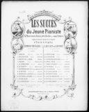 Les succès du jeune pianiste. 11, Sturm-galop : piano / Bilse ; par Ed. Thuillier ; arr. à 4 mains par Renaud de Vilbac ; [ill. par] Æmmerique