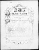 Les succès du jeune pianiste. 11, Sturm-galop : piano / Bilse ; Ed. Thuillier ; [ill. par] Æmmerique