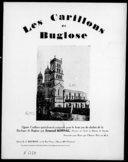 Les carillons de Buglose / quatre carillons spécialement composés pour le beau jeu de cloches de la Basilique de Buglose par Ermend Bonnal,... ; transcrits pour piano par l'auteur