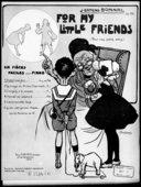 For my little friends : six pièces faciles pour piano : op. 30. N° 1, Il était une fois / J. Ermend Bonnal ; [ill. par] L. Pousthomis