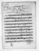 Quartetto IVto, flauto, violino, viola, violoncello...