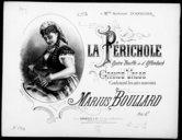 La Périchole : grande valse [pour piano] contenant les airs nouveaux / Marius Boullard ; [d'après l']opéra-bouffe de J. Offenbach ; [ill. par] L. Denis