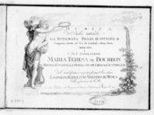 Musica del ballo intitolato la Rittrovata figlia di Ottone II, composta e ridotta ad uso di cembalo o piano forte...