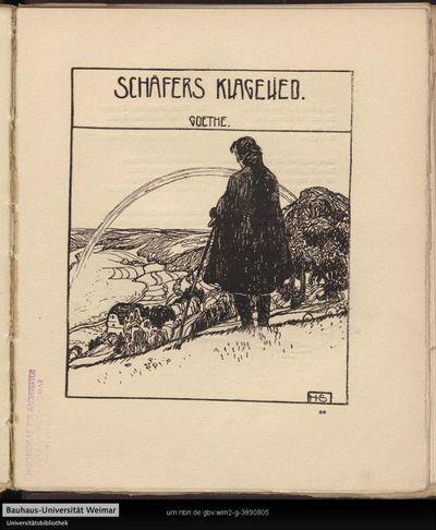 Schäfers Klagelied.