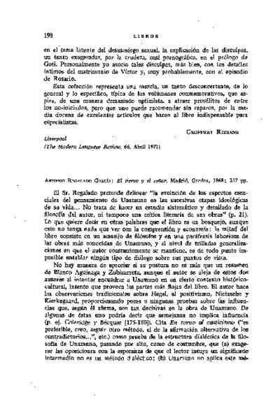 Antonio Regalado García: El siervo y el señor