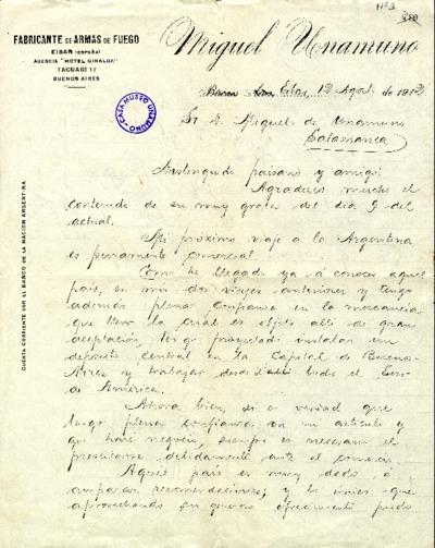 Miguel de Unamuno - Europeana Collections