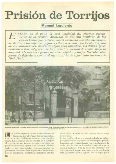 Prisión de Torrijos