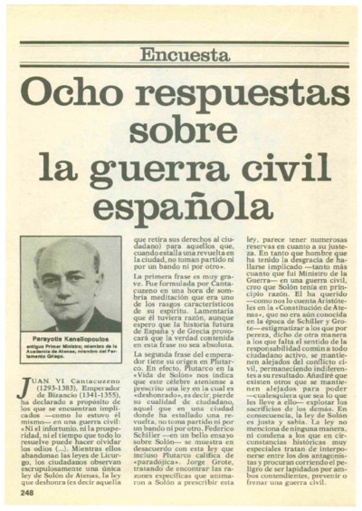 Ocho respuestas sobre la guerra civil española