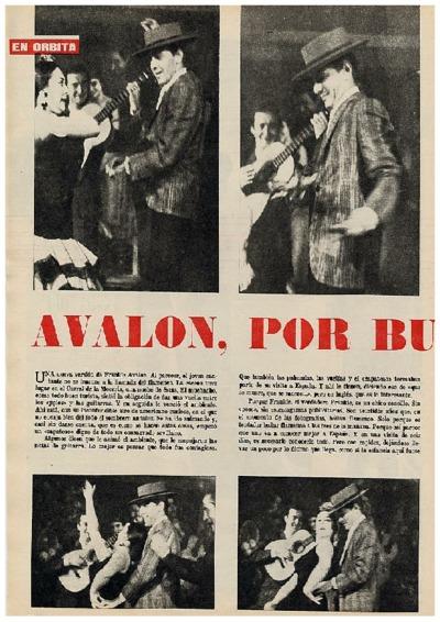 Avalón, por bulerías