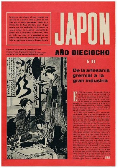 Japón, año dieciocho II
