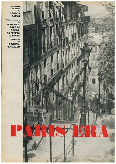 París era una fiesta. III