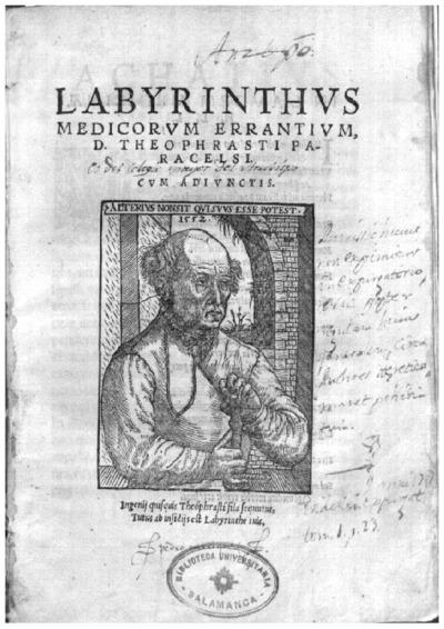 Labyrinthus medicorum errantium; Dialogus haud iniucundus in quo philosophus medicastrum quendam super erroribus in medendo commissis, coram praetore accusat /