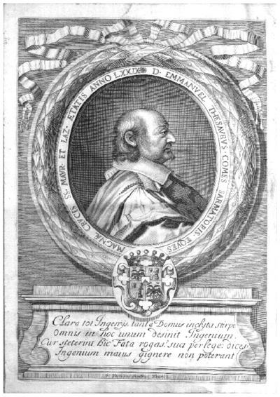 Il Cannocchiale aristotelico, o'sia, Idea dell'arguta et ingeniosa elocutione che serue à tutta l'arte oratoria, lapidaria et simbolica