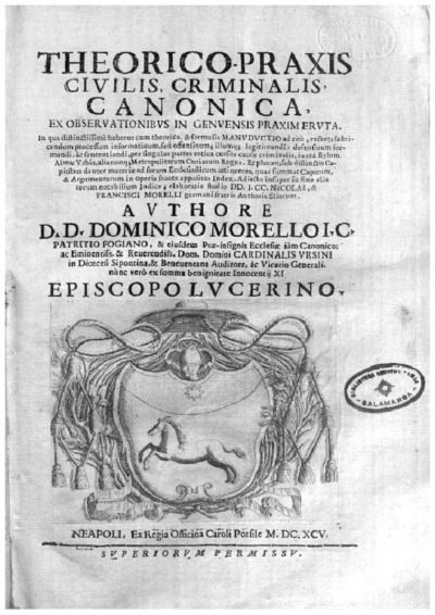 Theorico-praxis ciuilis, criminalis, canonica, ex obseruationibus in genuensis praxim eruta